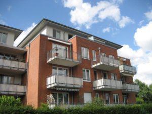 Pinneberg-Quellental: Sonnige 2-Zimmer-Wohnung