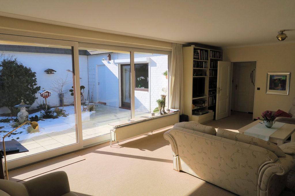 Schenefeld: Atrium-Bungalow am Forst Klövensteen - Classic Immobilien