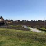 Westerheide / Sylt: Traumhaft gelegenes Reetdachhaus in einzigartiger Panoramalage