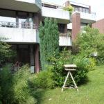 Hummelsbüttel: 2-Zimmer-Erdgeschosswohnung mit Terrasse