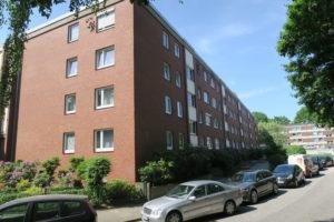 Osdorf: 3 Zimmer – Erdgeschosswohnung mit Südterrasse