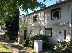 Hamburg-Sülldorf: Vermietetes Reihenhaus in der Wittland-Siedlung