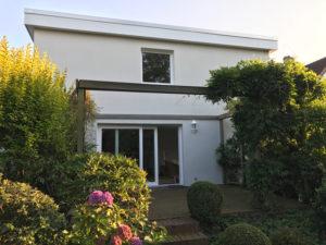 Pinneberg: Zentral gelegene 4 ½ Zimmer Doppelhaushälfte mit Vollkeller