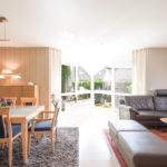 Schenefeld: Moderne 4 – Zimmer- Haushälfte auf der Hamburger Stadtgrenze