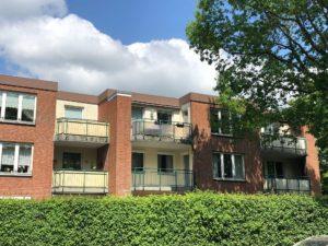 Pinneberg-Thesdorf: Ruhige 3-Zimmer-Wohnung in zentraler Lage