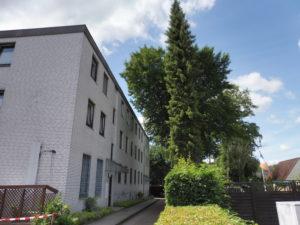 Schenefeld: Großzügige 2 -Zimmer-Wohnung mit Balkon