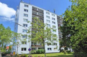 Schenefeld: Zentrale 3 -Zimmer-Wohnung mit Weitblick