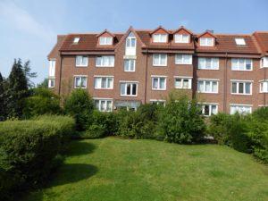 Wedel: Zentrale & möblierte 1 Zimmer Wohnung
