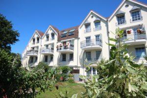 Schenefeld-Dorf: Attraktive Kapitalanlage – vermietete 4 Zimmer – ETW
