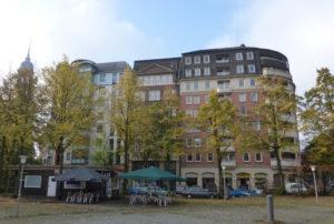 Hamburg-Neustadt: Sanierte und großzügige 4 Zimmerwohnung mit Blick auf den Großneumarkt