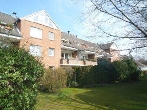 Schenefeld: Ruhige und zentrale 2-Zimmer-Wohnung