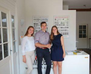 Ausbildung zur/m Immobilienkauffrau/mann