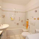 Schenefeld – Dorf: Moderne 2 Zimmer – EG – Wohnung mit Terrasse und Garten
