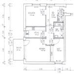 Waldenau: Barrierefreie 3 Zimmer-Wohnung mit Balkon und PKW-Stellplatz auf Erbpacht