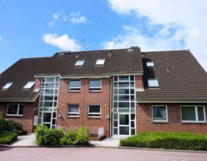 Schenefeld: 1-Zimmer-Wohnung am Feldrand